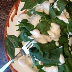 Spicy Yogurt Dressing Recipe