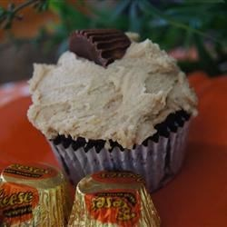 Fluffy Peanut Butter Frosting