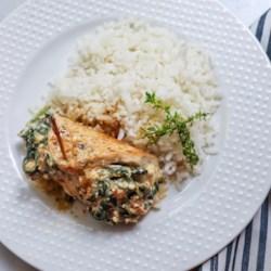 Greek-Inspired Pork Chops