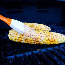 Chili-Lime Grilled Corn-on-the-Cob Recipe