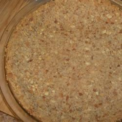 Vanilla Wafer Crust Recipe