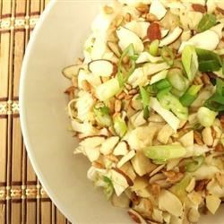 Mayo Free Cabbage Salad Recipe