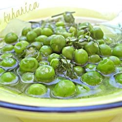 Photo of Kohlrabi and Pea Soup with Dill by Laka kuharica - Easy Cook
