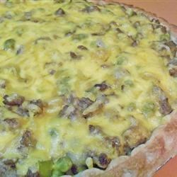 Quick Cheeseburger Pie Recipe