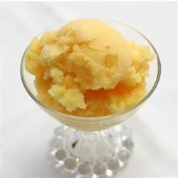 Peach and Pineapple Sorbet Recipe