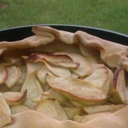 Fresh Apple Tarts Recipe
