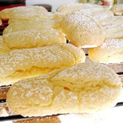 Ladyfingers Recipe