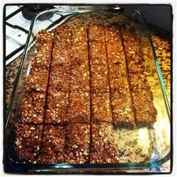 Gluten-Free Granola Bars Recipe