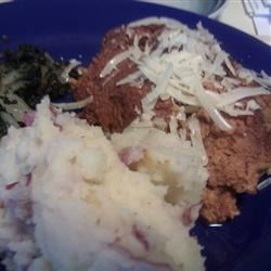 Momma Shea's Best Ever Meatloaf! Recipe