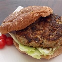 Healthier Actually Delicious Turkey Burgers