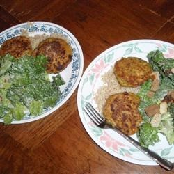 Mediterranean Fish Cakes Recipe