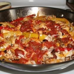 Sombrero Chicken Recipe