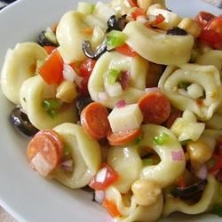 Photo of Tortellini Salad by olivegrower