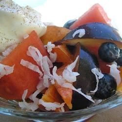 Summer Fruit Salad II Recipe