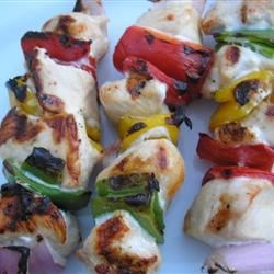 High Seas Chicken Souvlaki