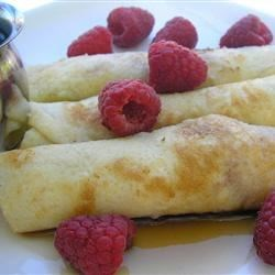Crepe Syrup Recipe