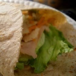 Rowing Team's Turkey Reuben Wraps Recipe