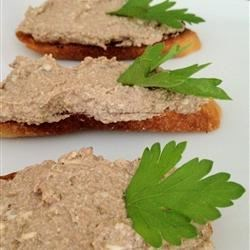Dottie's Pate Recipe