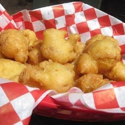 Clam Fritter Snacks Recipe