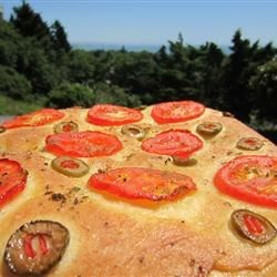 Photo of Focaccia Alla Genovese by THYCOOK