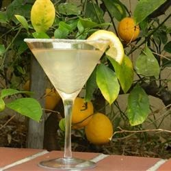 Lemon Drop Cocktail