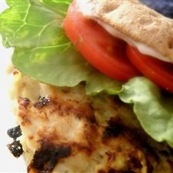 Photo of Dilly Turkey Burgers by Andrea Ros