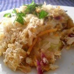 Coleslaw Crisp