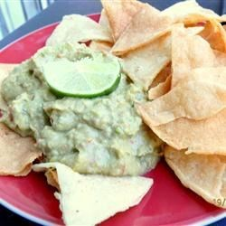 Chipotle Guacamole Recipe