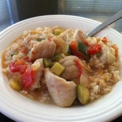 Photo of Catfish Etouffee by Melissa