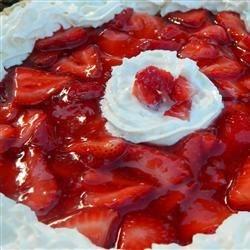 strawberry pie filling photos