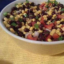 Black Bean and Corn Salad I Recipe