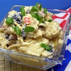 Lela's Fourth of July Potato Salad