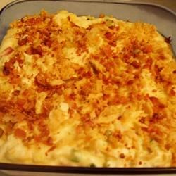 Fluffy Potato Casserole
