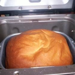 Honey White Bread Recipe