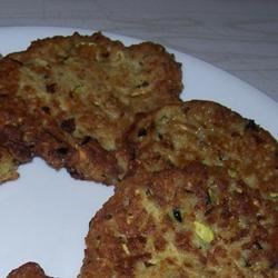 The Best Zucchini Fritters Ever Recipe
