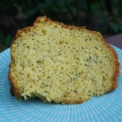 Poppy Seed Bundt Cake III Recipe