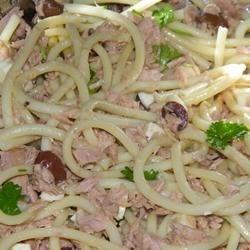 Pasta al Mediterraneo Recipe