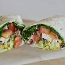 grilled chicken blt wraps review by sunnydaysnora