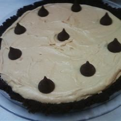 Rich and Easy No Cook Peanut Butter Pie Recipe