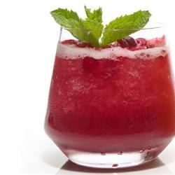 Cranberry Slush Recipe