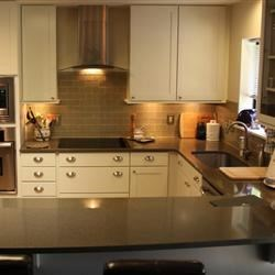 Shiny new kitchen!