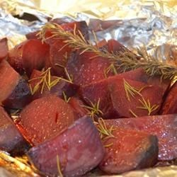 Photo of Roasted Beet Wedges by Wendy Stenman