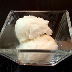 Coconut-Lime Sorbet