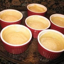 Coagulated Curdle Cakes with Foam Recipe