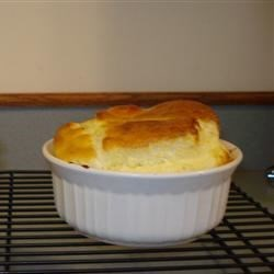 Cheese Souffles