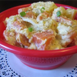 Sweet Potato Potato Salad Recipe