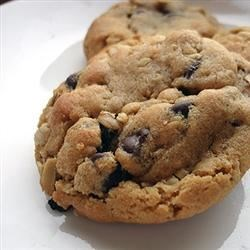 Peanut Butter Chocolate Chip Cookies IV Recipe