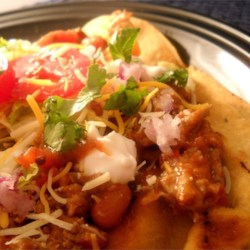 Oklahoma Indian Tacos Recipe