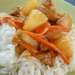 Kimmy's Favorite Sweet and Sour Chicken