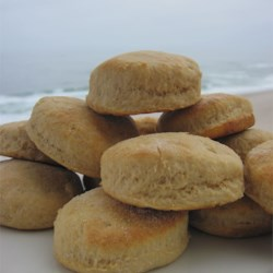 Fluffy Whole Wheat Biscuits Recipe